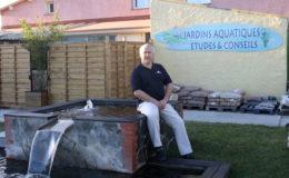 Jean-Louis Laurent est responsable commercial France pour la firme Aquatic Science. Son expérience professionnelle se combine à une passion depuis l'enfance, et toujours aussi grande, pour le milieu aquatique. Photo : D.R.