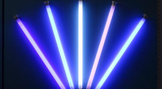 Les tubes fluorescents T8 ont été les pionniers de l'éclairage de l'aquarium marin. La grande diversitée de ses spectres et de ses couleurs en ont fait un allié précieux. Photo : Aqua Press